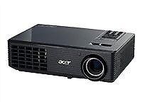 Acer X110P DLP projector - 3D