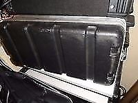 Westfield 4U rack DJ case for amps, equaliser or cross overs!