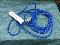 ELECTRIC HOOK UP 5m 4 WAY