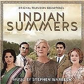 STEPHEN WARBECK - INDIAN SUMMERS [ORIGINAL TELEVISION SOUNDTRACK] NEW CD