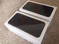 APPLE IPHONE 7 32GB ( EE , ORANGE , VIRGIN ) BRAND NEW BOXED MATTE BLACK 1 YEAR APPLE WARRANTY