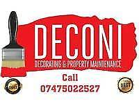 Painting and decorating/Painter and Decorator