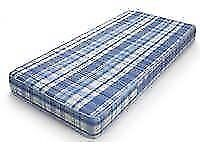 **********CRAZY PRICE BRAND NEW SINGLE BUDGET MATTRESS £35 COLLECTION SPEKE BED