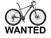 Bicycle wanted to good hands