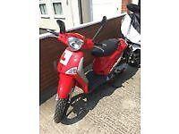 Piaggio liberty 2t (very fast) for sale