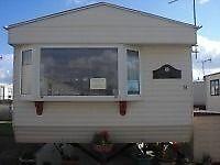 2 Bed Caravan to rent /Browns Holiday Park, Towyn (last week in August)