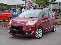 Citroen Picasso 1.6 HDI Exclusive. p/x Swap smaller Car??