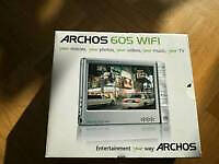 Archos 30 GB media player touch screen