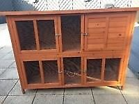 Large hutch for sale