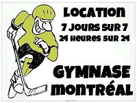 Gym pour le Volleyball, Soccer, Hockey cosom, Bubble Soccer