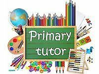Experienced Primary Tutor
