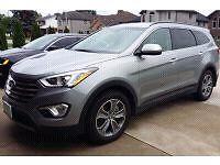 Lease Take over Hyundai Santa Fe 2016