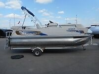 2007 Prince Craft 19 Vision