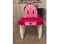 Toy dressing up table immaculate