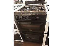 BROWN 50CM CANNON GAS COOKER