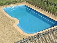 SOLD.......FIBERGLASS  POOL..De Luxe finish...7.5 mt L  x 4 mt  W Sydney City Inner Sydney Preview