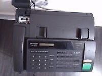 SHARP UX-222 Fax Machines