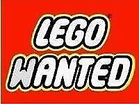 ALL TYPES OF LEGO WANTED ******** CASH **********