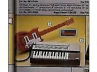 Wanted - bontempi childs guitar from the 70s or 80s.