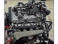 Genuine 01-2005 seat leon 1.8T golf mk1 mk4 mk3 TT engine turbo injectors head block complete (88k)