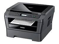 Brother DCP -7070DW Monochrome Laser - Printer, Copier, Scanner. And spare new toner cartridge