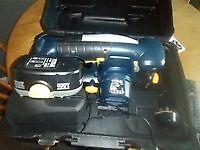 TITAN CIRCULAR 18V CORDLESS POWER SAW NEAR NEW USED TWICE BARGAIN £40