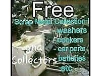 We collect all type of scrap for free