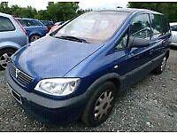 Vauxhall zafria 1.6 7 seater mot till June