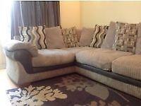Corner sofa needs gone as soon as