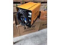 Brand new snap mac mig welder 215amp