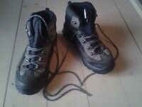 Ladies Hiking Boots - as new