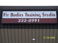 Fit Bodies private personal training
