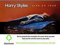 Harry Styles Tickets - Hydro - Scotland