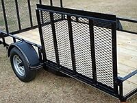 2014 double atv trailer/utility trailer
