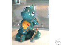 """""""Dapsy Dino Family"""" 1997 Holly Herzschmerz mit BPZ"""