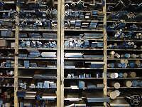 78 6061 Aluminum Square Bar 36 Long