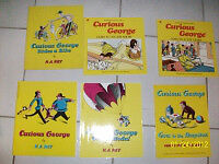 Curious George books for sale