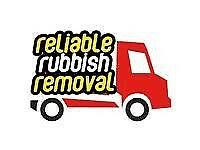 House Office Removal Clearance, Rubbish Collection, Garden Waste Junk Disposal, Man and Van Reliable