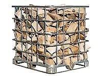 Hardwood firewood logs for sale fully seasoned beech / ash