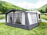 Gateway leisure sherwood caravan awning
