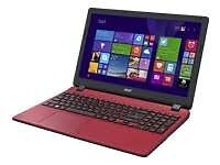 Acer aspire ES 15 laptop red