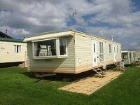 Clean, cosy and charming caravan for rent Cayton Bay. Short and Long term lets welcome.