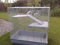Large Pet Cage (£85 from Pets at Home) like new bargain!