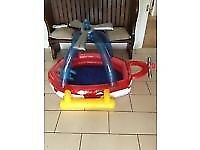 ELC Helicopter Paddling Pool