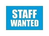 CAR WASH STAFF VALETER WORKERS X 2 NEEDED. EARN £270 - £360 PER WEEK