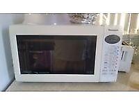 combi oven/ microwave