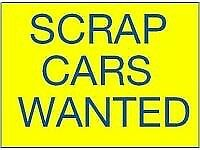 07923 80 60 36 WANTED CARS JEEPS VANS SCRAP CARS NON RUNNERS SELL YOUR CAR SPARES TOP CASH 1 HOUR