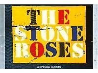 2 x Stone Roses seated tickets for Sat 18th June £60 each