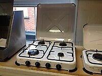 Cooker LPG gas stove 4 burner SR for sale  Basford, Nottinghamshire