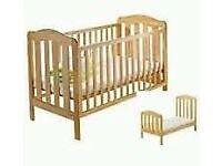 Mamas and papas Eloise Cot/Cot bed